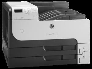 HP LJ M712